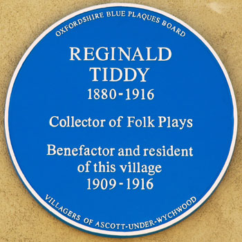 Plaque awaited
